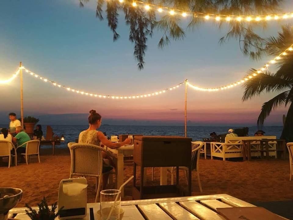pattaya beach resort